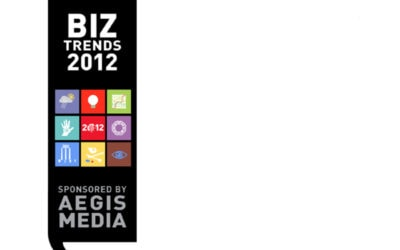 Article; [2012 trends] Out with fear, in with hope for Bizcommunity, Jan 2012