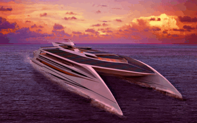 Can superyachts be green?