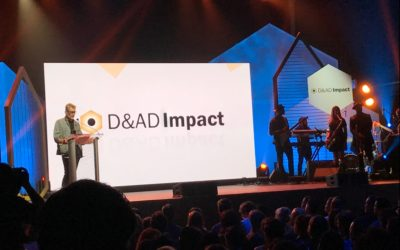 What it takes to win a D&AD Impact Award