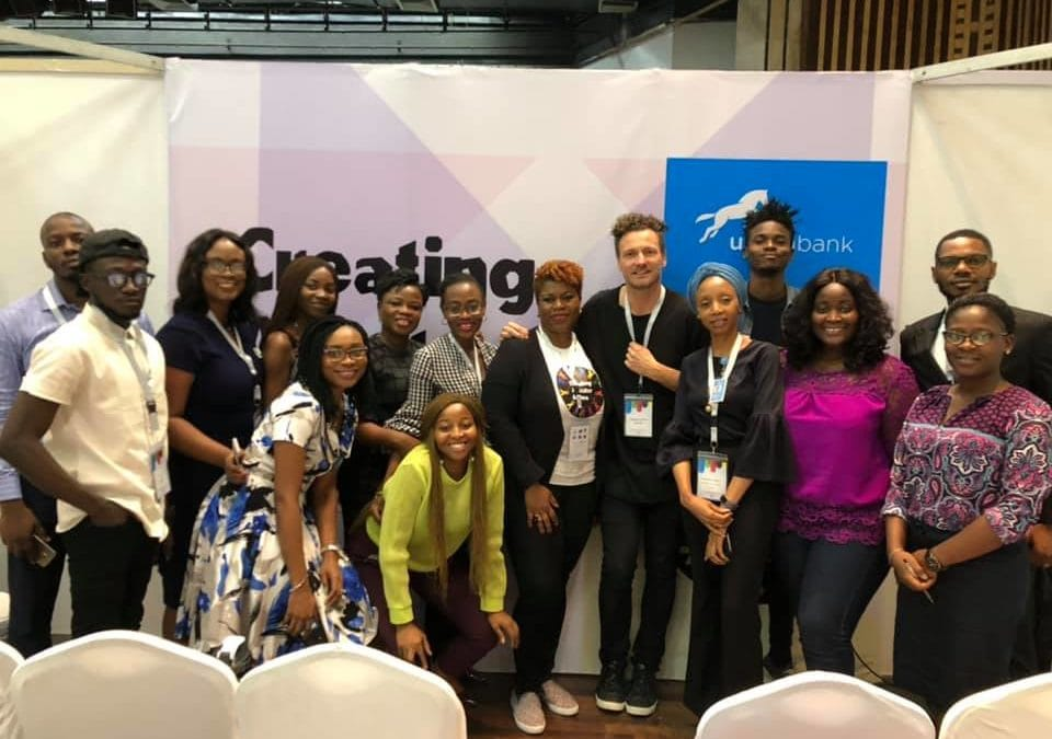 Creating a Better Africa during Creativity Week