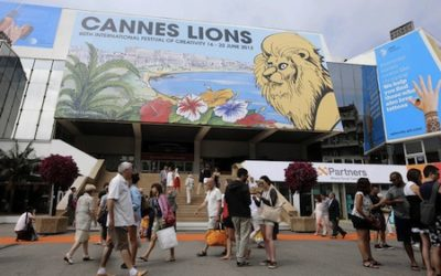 The empty roar of the Cannes Lion and an ad industry in distress