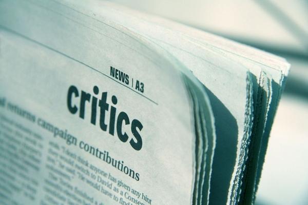 critics 1