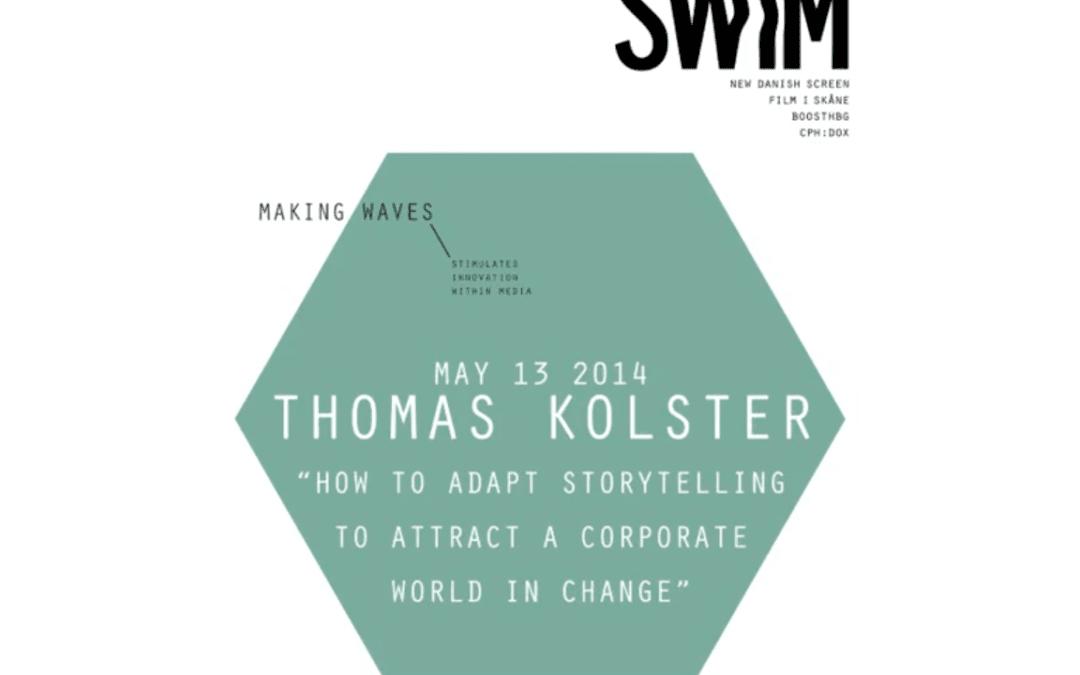 Goodvertising at Innovative Media Summit: SWIM