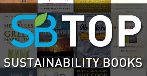 "My book Goodvertising joins ""Top 30 Sustainability Books"""