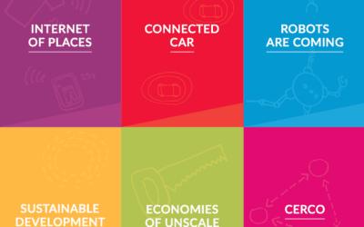 Contribution to TrendBook 2014 by Hatalska