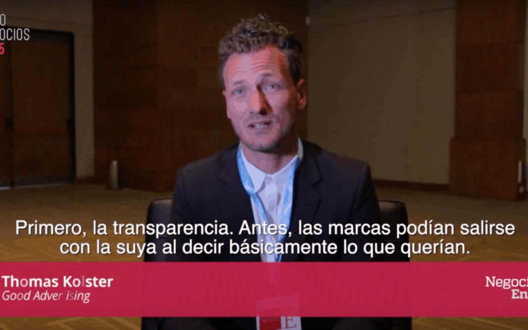 INTERVIEW: Negocios, Paraguay