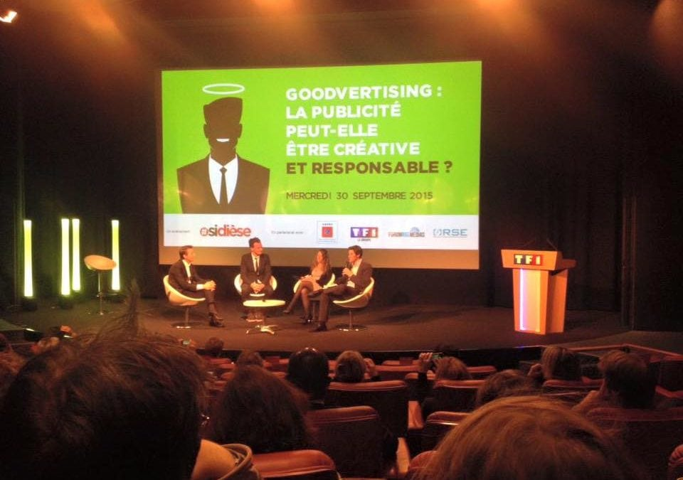 French edition of Goodvertising is out. Vive Le Goodvertising.