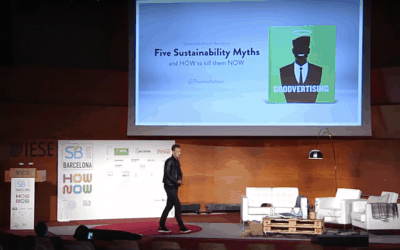 How to overcome top 5 myths about sustainability now through communication