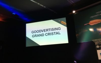 African Cristal gives out Goodvertising Grand Prix