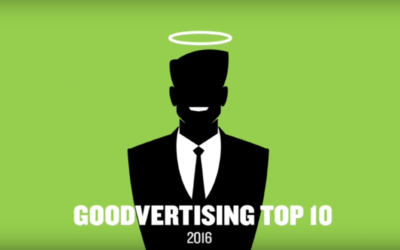 2016 Goodvertising Top 10