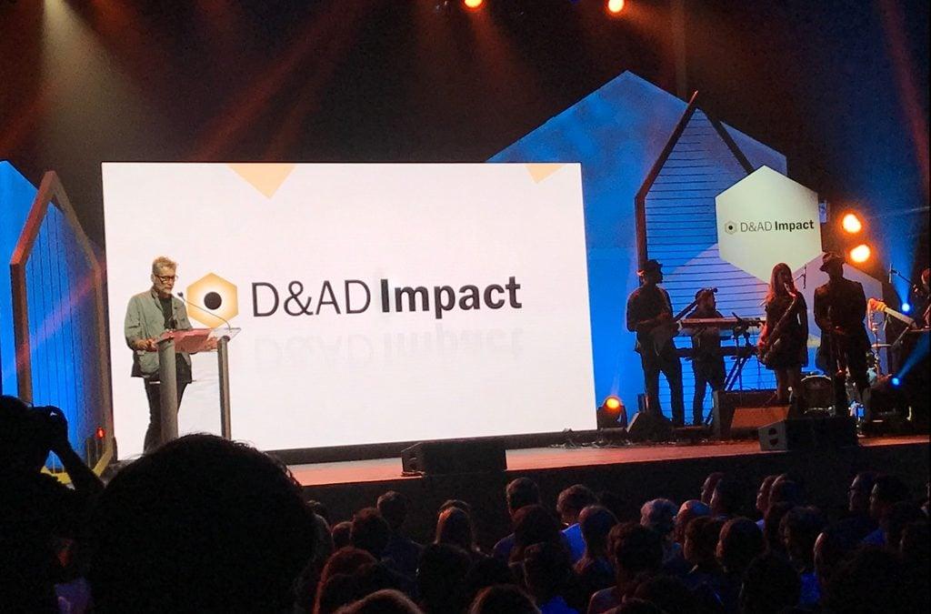DAD Impact Award 2017