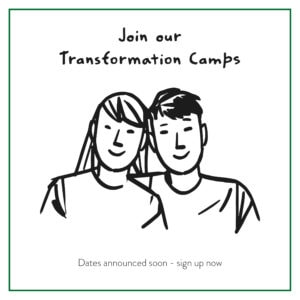 Join our transformation camps