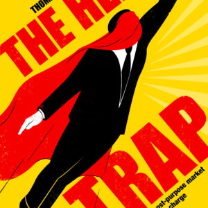 The Hero Trap COVER Thomas Kolster