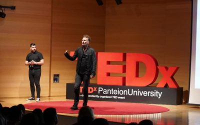 New TEDx talk: Can advertising save the world?