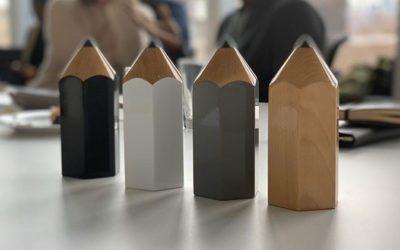 Thomas Kolster judging D&AD Impact Awards