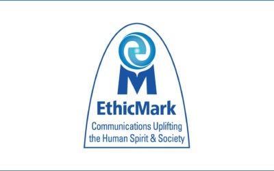 Thomas Kolster judging EthicMark® Awards 2019