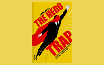 Interview in AdWeek: Why Brands Need to Avoid Being Heroes in the World's Story