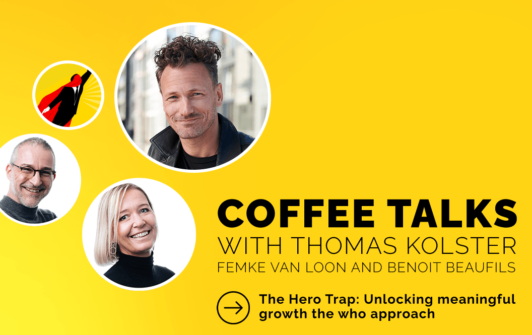 "Coffee Talk with Innate Motion:  ""Unlocking Meaningful Growth"""
