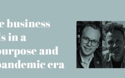 M Talk: Future Business Models in a Post Purpose & Post Pandemic Era
