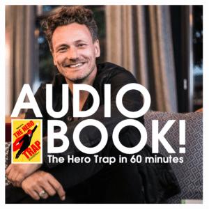 Horizontal The Hero Trap Audio Book