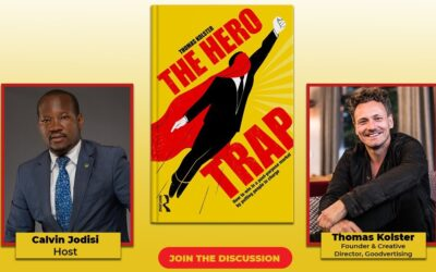 The Hero Trap Audiobook Review with Calvin Jodisi, Founder of ASENTI